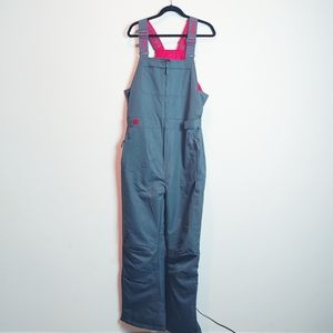 Arctix Avalanche Insulated Bib Overalls. Large